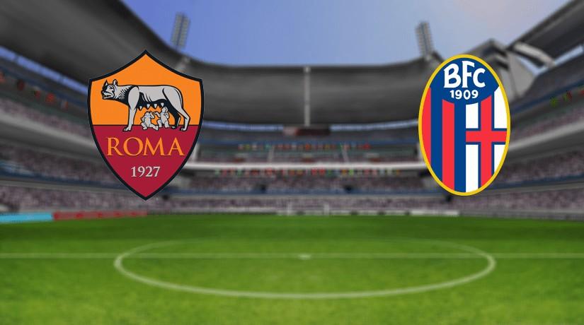 ฟุตบอลกัลโช ซีเรียอา 2020/2021 โรม่า พบ โบโลญญา ทีมอันดับ 7 เกมล่าสุด